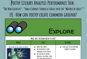 Example of a HyperDoc