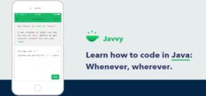 Javvy App