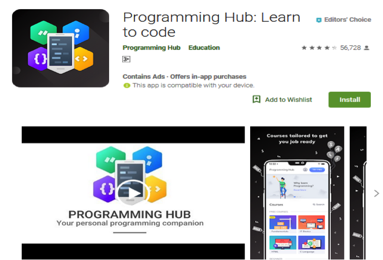 10 Mobile Apps to Help you Learn to Code - mobilelearningportal org
